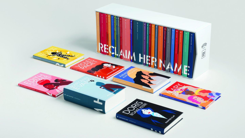 Reclaim her name - colección