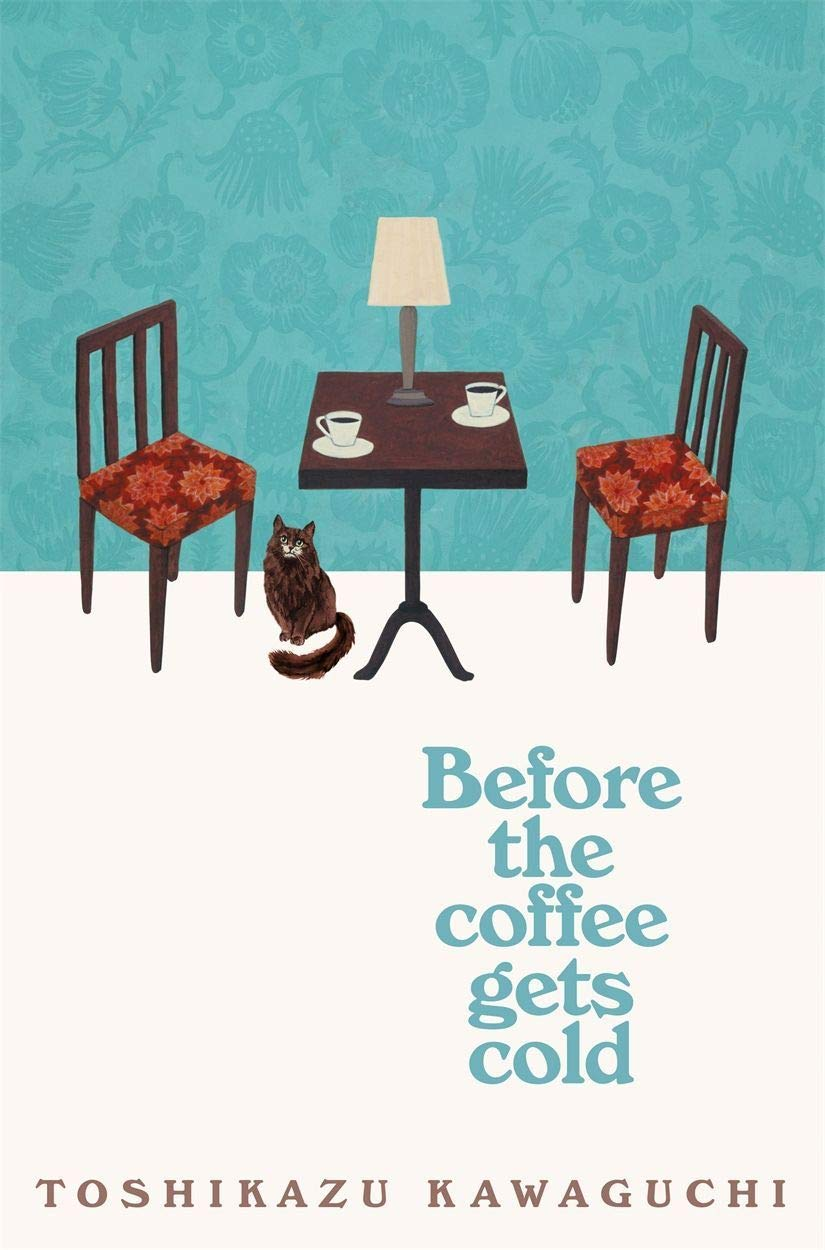 Before the coffee gets cold - portada - reseña